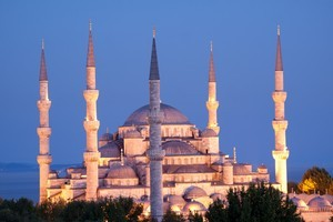 The Blue Mosque in Istanbul, Turkey. Photo / Thinkstock