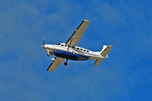 The Cessna Grand Caravan crash-landed on an airstrip in Paniai district. Photo / Thinkstock