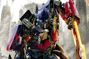 Transformers: Dark of the Moon is out now. Photo / Supplied