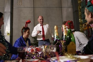 Have fun at work events, but don't completely drop your guard. Photo / Thinkstock