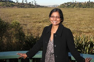 One of Aruna Pillay's favourite places is the Tuff Cater Reserve. Photo / Greg Bowker