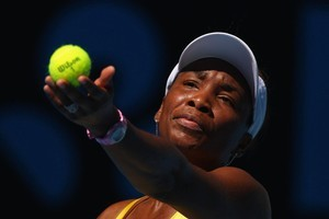 Venus Williams. Photo / Getty Images