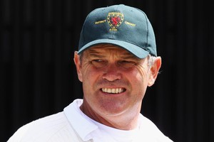 Martin Crowe. Photo / Getty Images