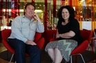 Grant Stapleton (L) and Jenny Aitken did due diligence for two years before launching their salon. Photo / Sarah Ivey