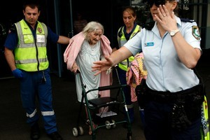Three residents of Quakers Hill Nursing Home died in the blaze and another seven died in hospital. Photo / AAP