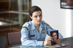 The Whistleblower is driven by a compelling performance by Rachel Weisz. Photo / Supplied