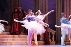As Princess Aurora, Stella Abrera takes on one of ballet's most demanding roles. Photo / Supplied