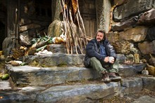 Sir Peter Jackson says filming the Hobbit in 3D 'literally feels like you've stepped in the story'. Photo /Otago Daily Times