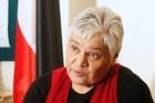 Maori Party co-leader Tariana Turia. Photo / Mark Mitchell