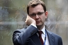 Andy Coulson, a former editor of News of the World, is also a suspect in the investigation. Photo / AP