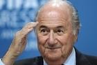 Sepp Blatter. Photo / AP