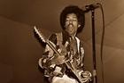 Jimi Hendrix. Photo / Supplied