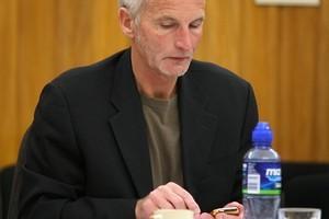 Michael Laws. Photo / Wanganui Chronicle
