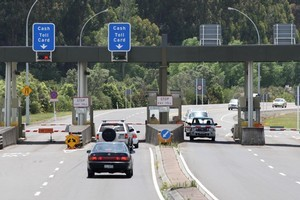 AA 'strongly objects to the suggestion that tolls should be introduced on existing roads' - Simon Lambourne, AA spokesman. Photo / APN