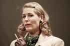 Jennifer Ward-Lealand as Rita Angus. Photo / Supplied