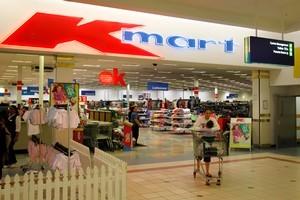 Kmart has recalled a range of girls underwear amid concerns it sexualised children. Photo / Steven McNicholl