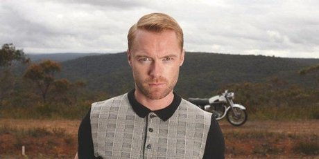 Ronan Keating will perform with Sharon Corr at Auckland's Vector Arena in early February. Photo / Supplied