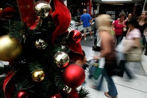 Workers striking at the Port of Auckland are causing headaches for retailers in the run up to Christmas. Photo / Herald on Sunday