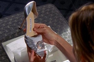 Sex In The City character, Carrie Bradshaw, was a fan of Manolo Blahnik designs. Photo / Supplied