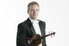 Violinist Vesa-Matti Leppanen. Photo / Supplied