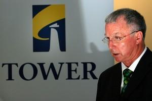 Tower group managing director Rob Flannagan. Photo / Martin Sykes