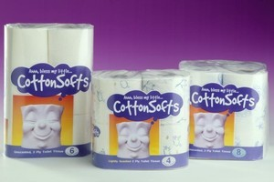 Cottonsoft says Greenpeace's claims have damaged its brand. Photo / Supplied