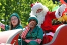 Last year the Auckland Santa Parade was enjoyed by large crowds. Photo / Greg Bowker