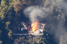 Pike River mine's receivers hope to complete its sale early next year. The bodies of the 29 miners killed in last year's explosion are still in the mine. Photo / Mark Mitchell