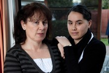James Takamore's wife Denise Clarke, and their daughter Jenna. Retiring MP Jim Anderton has blasted New Zealand's legal system for