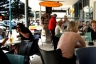 Deckchair Cafe, Mt Maunganui. Photo / Alan Gibson