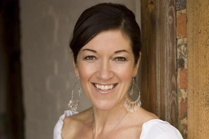 Victoria Hislop portrays her love of Greece in her writing. Photo / Supplied