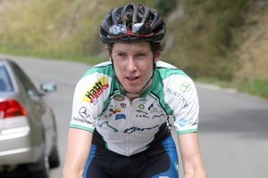 Michael Torckler battled back from injury to win the Tour of Borneo. Photo / File