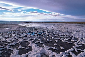 The spectacular Atacama Desert. Photo / Supplied