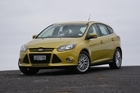 Ford's new Focus. Photo / Supplied