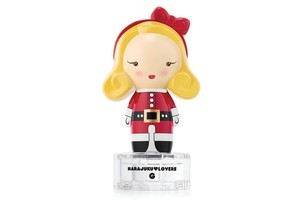 Harajuku Lovers Jingle G 10ml eau de toilette ornament $45. Photo / Supplied