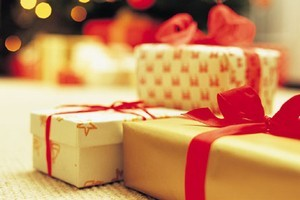 Wrap your Christmas gifts in style. Photo / Thinkstock