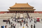 The main courtyard at Beijing's Forbidden City. Photo / Thinkstock