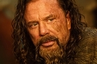 Mickey Rourke stars in Immortals. Photo / Supplied