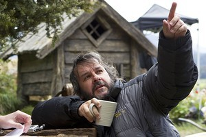 Peter Jackson has received the same tattoo as a man he helped save from death row. Photo / Supplied