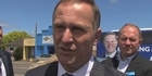 Watch: John Key on the campaign trail