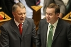 Labour's Phil Goff (L) and National's John Key. Photos / Getty Images