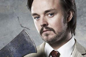 Underbelly star Matthew Newton says he's looking forward to returning to acting after getting treatment for mental illness. Photo / Supplied