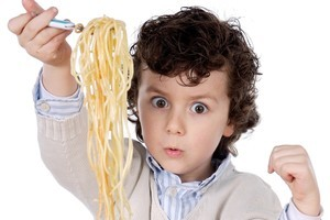 Parents are advised not to be alarmed if their child wants to exist on noodles for weeks as they will tire of the option and change their preference over time. Eventually, they will get all the nutrients they need. Photo / Thinkstock