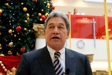 Winston Peters. Photo / Christine Cornege