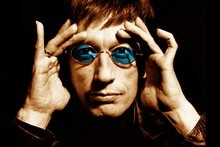 Despite eating well and exercising regularly, Robin Gibb is battling liver cancer. Photo / Supplied