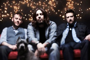 Seether are coming back to New Zealand for a one-off show. Photo / Supplied