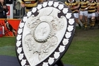 Taranaki will host a Ranfurly Shield clash against King Country in Inglewood. Photo / Duncan Brown