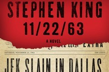 Stephen King's novel 11/22/63 has received a nomination for the Bad Sex in Literature Awards. Photo / Supplied