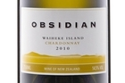 2010 Obsidian Chardonnay, $35-36. Photo / Supplied