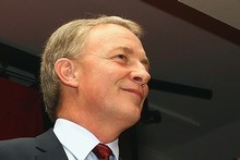 Phil Goff has made a decision about his future but will not announce it until he has spoken to the caucus on Tuesday. Photo / Getty Images